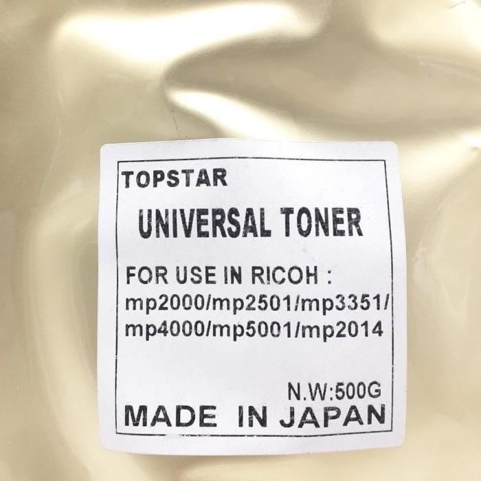 Jual Toner Refill Ricoh Gestetner MP2000 MP2001 MP2501 MP2014 MP2851 MP3351  - nanda mall | Tokopedia