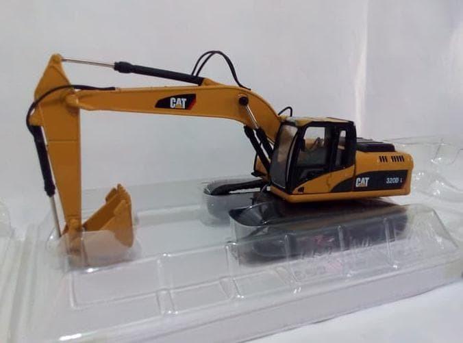 Jual Terbaru Diecast Miniatur Alat Berat Caterpillar Cat 320D L Excavator -  DKI Jakarta - Boss Toy Store | Tokopedia