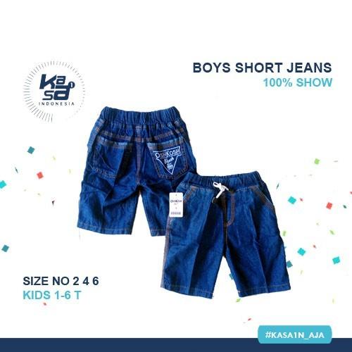 Jual 2 10 Th Celana Pendek Jeans Oshkosh Anak Laki Laki Zhafran Kids Fashion Tokopedia