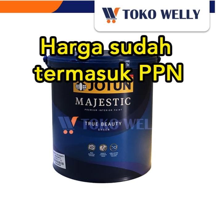 Jual Cat Jotun True Beauty Sheen / Cat Tembok Interior Jotun/ pail 20L -  DKI Jakarta - Welly Paint Shop | Tokopedia