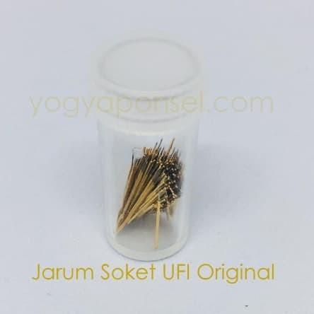 Foto Produk Pin Pogo Jarum Soket Papa dan Soket UFI oranye dari yogyaponsel