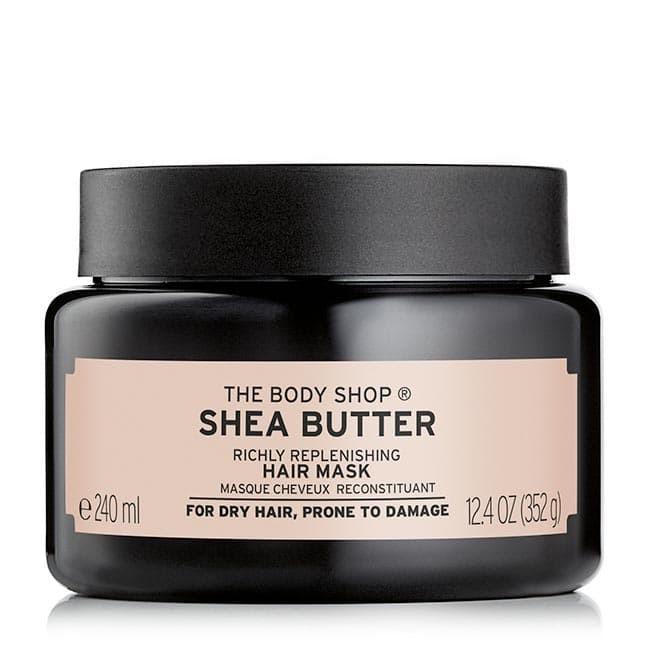 harga The body shop shea hair butter 240ml Tokopedia.com