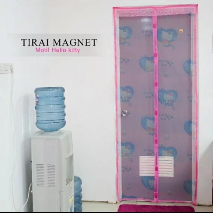 harga Tirai pintu / tirai magnet sangkar burung Tokopedia.com