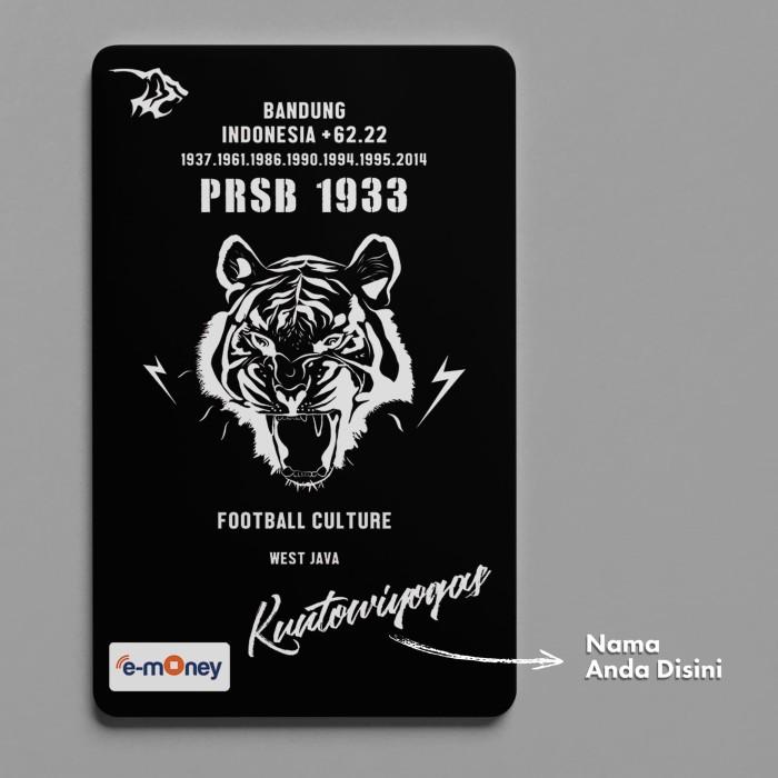 Foto Produk Simamaung Card - Desain Football Culture (E-Money CUSTOM Persib) dari SIMASTORE