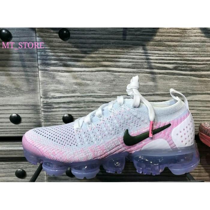 newest 0eea5 3318c Jual HIGH QUALITY Nike Air VaporMax Baby Pink JDDO - DKI Jakarta - Agen  Busana Wanita | Tokopedia