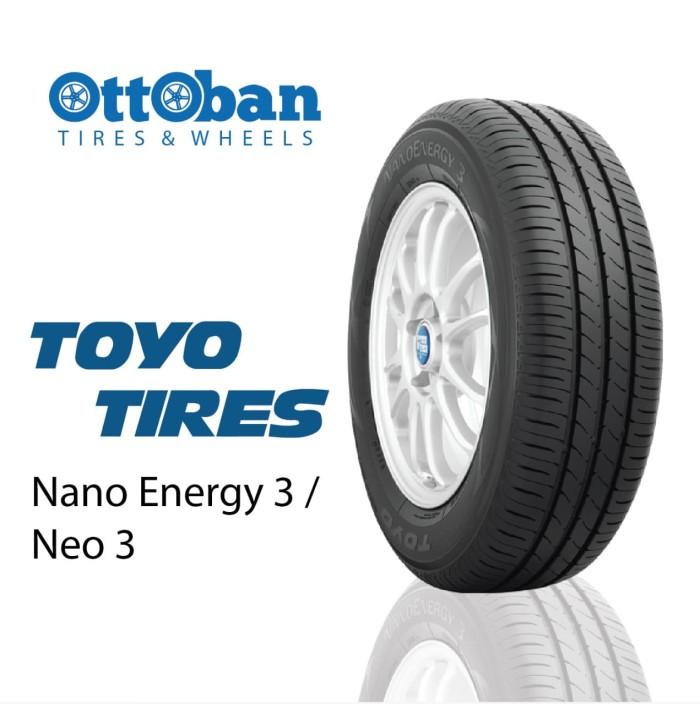 harga Ban toyo tires nano energy 3/neo3 ukuran 185/70 r 14 88 t tlm Tokopedia.com