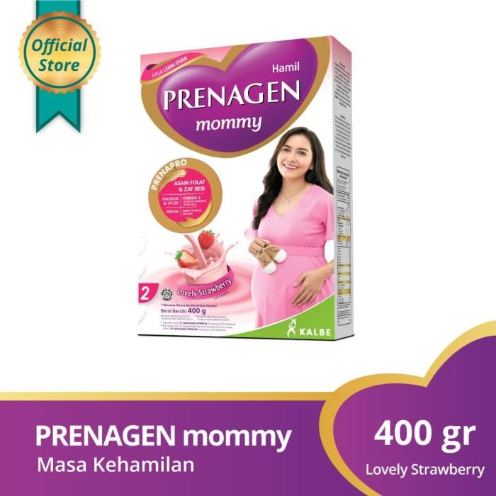 Foto Produk Prenagen Mommy Strawberry 400gr dari Prenagen World Official