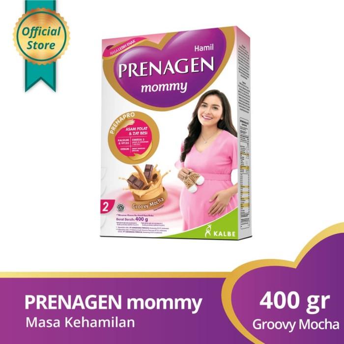 Foto Produk Prenagen Mommy Mocha 400gr dari Prenagen World Official