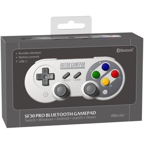 Foto Produk 8Bitdo SF30 Pro Controller (Switch/PC/Android/iOS) dari Drakuli HQ