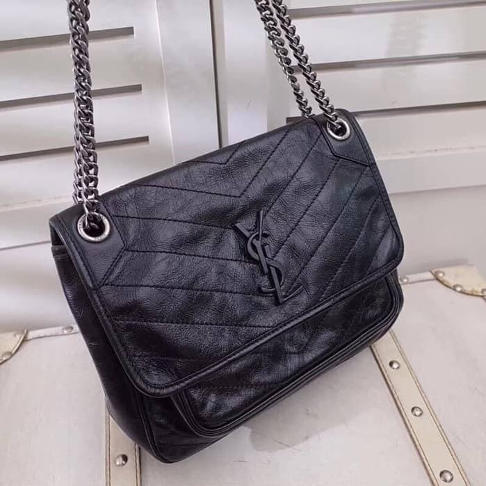 0f400070ea5 Review Hand Bag Ysl Original Kualitas Import Di Medan - Carolmatos