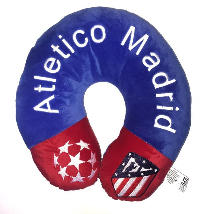 harga Bless toys bantal leher club sepakbola atletico madrid - blam0001 Tokopedia.com