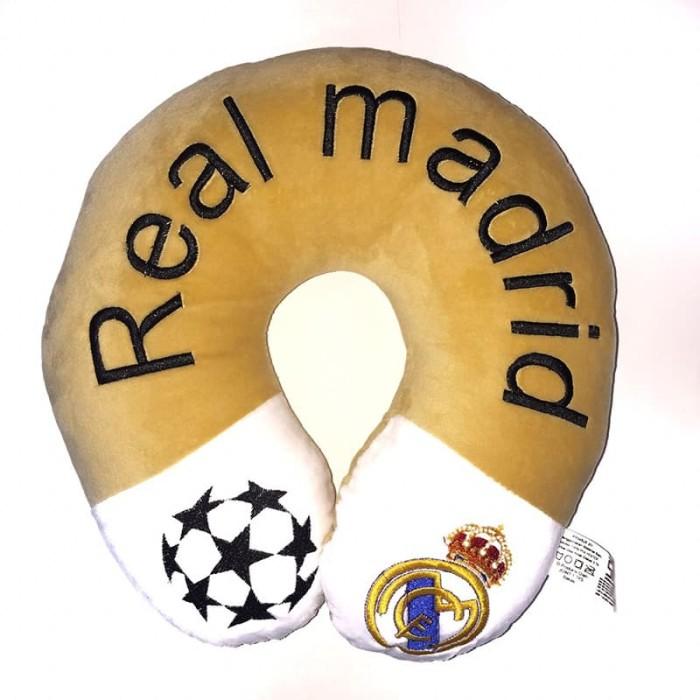 harga Bless toys bantal leher club bola sepakbola real madrid - blrd0001 Tokopedia.com