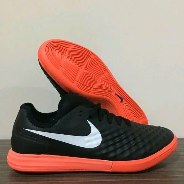Jual Sepatu Futsal Nike Magistax Finale Ii Black Orange