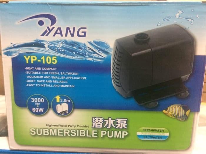 Jual Yang Power Head Yp 105 / Pompa Aquarium - Jakarta ...