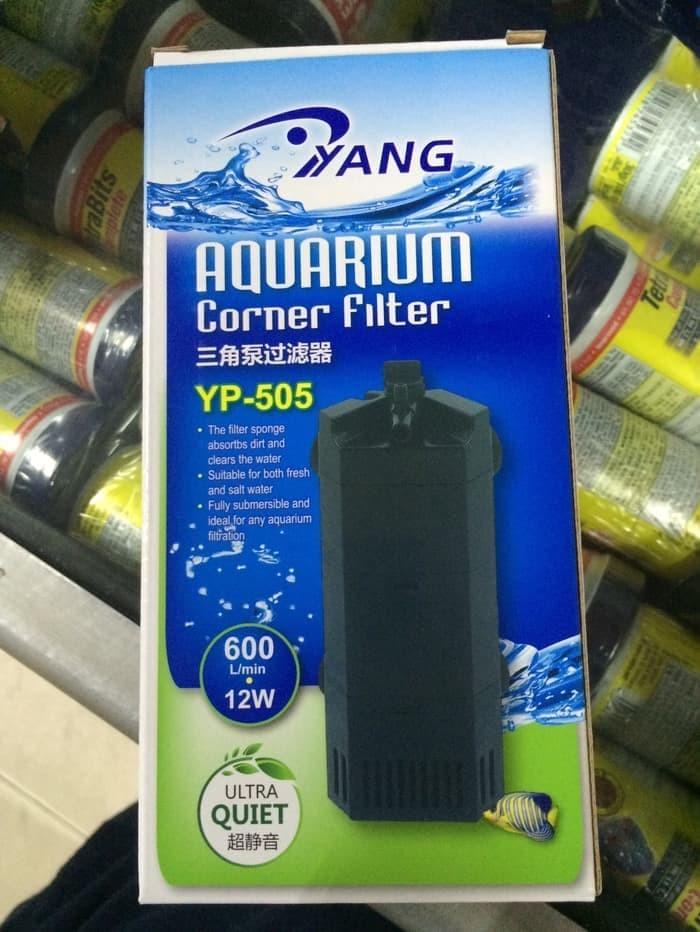 Jual Corner Filter / Filter Aquarium Samping Yang Yp 505 ...