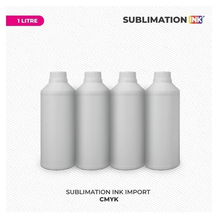 Foto Produk Tinta Sublim Sublime Sublimasi Sublimation Ink 100 ml 100ml - Light Magenta dari unixp