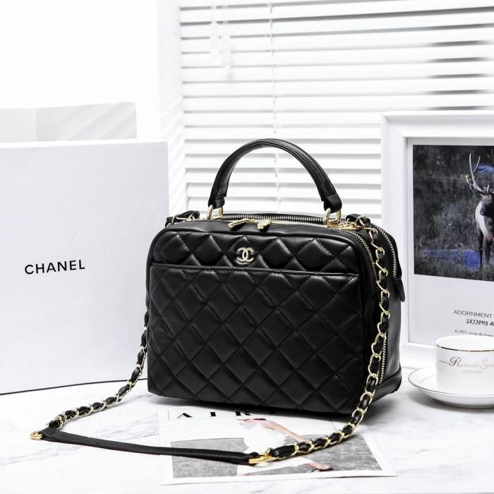 739a005a2cec Jual tas CHANEL Trendy CC Bowling Bag WITH BOX L5870 - JLO SHOP ...