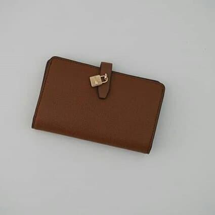 416222e52c7a6 Jual Dompet Michael Kors original - Mk adele slim wallet luggage m ...