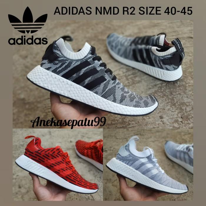bf5564cf32b01 Jual Sepatu Adidas NMD Human Race Original - Kota Tangerang - aneka ...