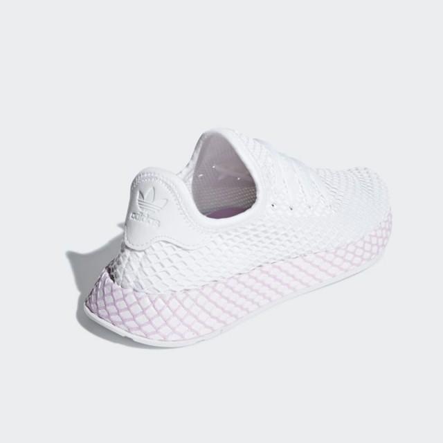 505f987f4ea17 Jual Sepatu Sneakers Adidas Wmns Deerupt Cloud White Original B37601 ...