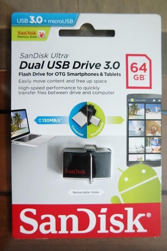 harga Otg usb flashdisk sandisk 64gb android Tokopedia.com