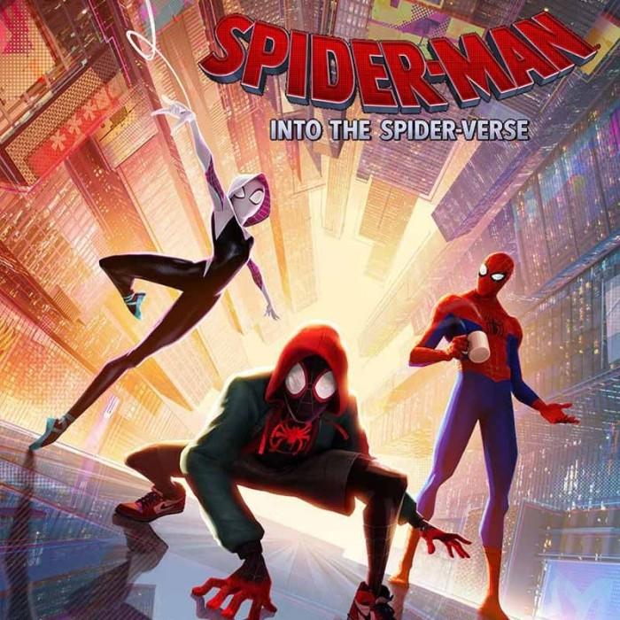 Jual Spider Man Into The Spider Verse 2018 Hd Dts Jakarta Utara Lazy Atomic Tokopedia