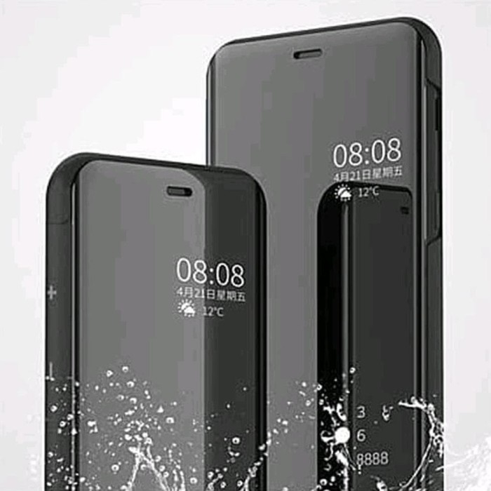 the best attitude 7a742 a66ac Jual Flip Mirror Case Samsung Galaxy A5 2017 Clear View Standing Cover 0603  - Anugrah Rezeki Satu   Tokopedia