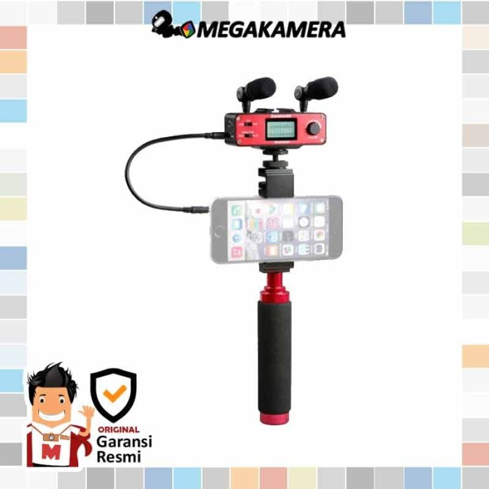 harga Saramonic smart mixer audio adapter for smartphone Tokopedia.com