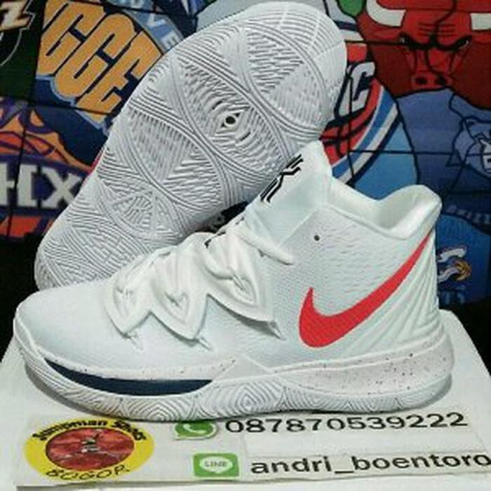 5e0082e5bd31 Jual Sepatu Basket Nike Kyrie 5 UConn Huskies B12ba800 - Samad1 ...