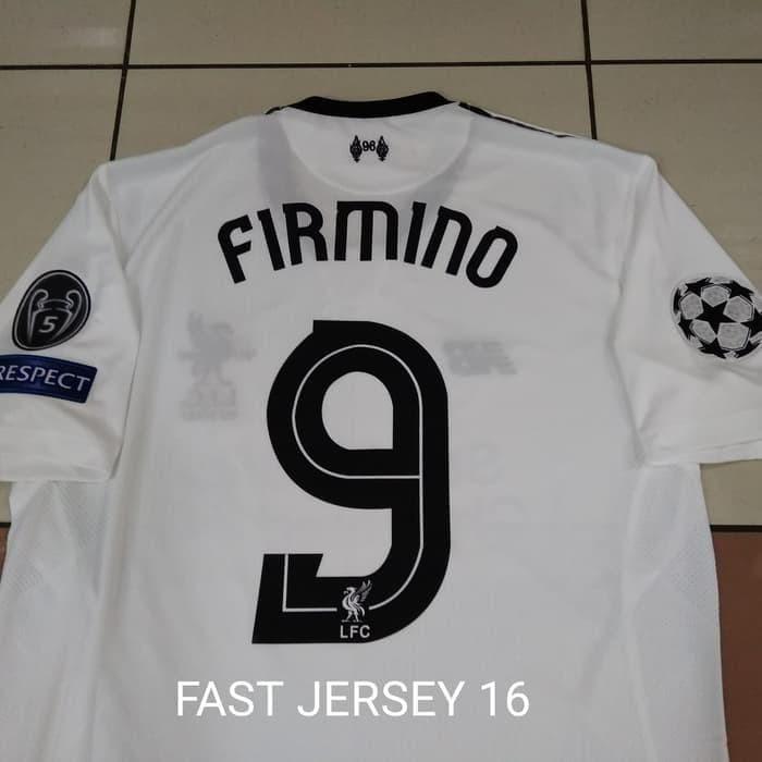 3bcac66be9c Jual Terbaik Jersey Liverpool + Nameset Nama No. + Patch Ucl Go Home ...
