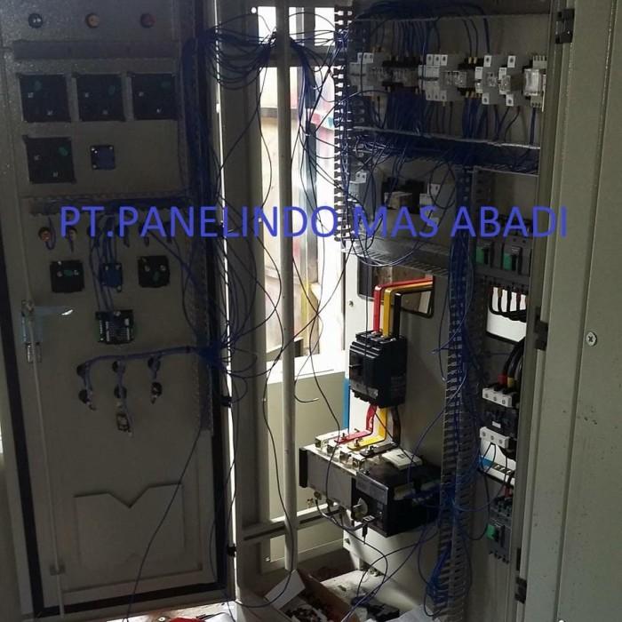 Superb Jual Panel Lvmdp Ats 1650Kva 2500A Garansi Dan High Kualitas Dki Wiring Digital Resources Apanbouhousnl
