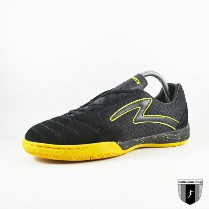 Jual Sepatu Futsal Specs Metasala Rival Black Solar Slime Gum