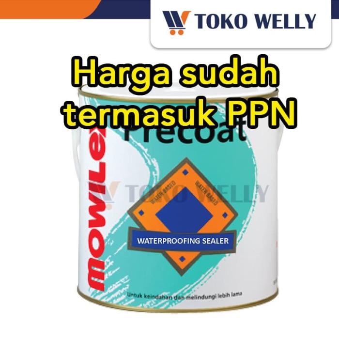 harga Mowilex precoat water proofing wall sealer / cat dasar anti air/ 2.5 l Tokopedia.com