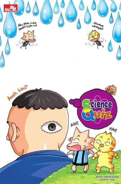 Jual SCIENCE QUIZ - EXPERIMENT SUPER ANEH - Kota Malang - Hokie Kids    Tokopedia