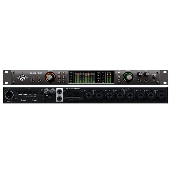 harga Universal audio apollo x8p thunderbolt audio interface Tokopedia.com