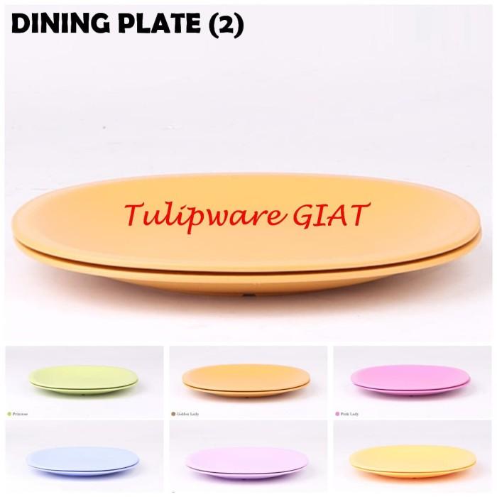 Foto Produk Piring Makan Ceper / Dining Plate Tulipware (2) dari TULIPWARE collection