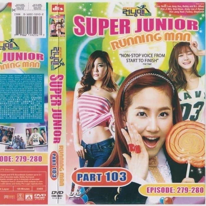 Jual SALE !!! DVD Seri Korea : Running Man part 103 eps 279-280 - Kota  Administrasi Jakarta Timur - Lumayan5177 | Tokopedia