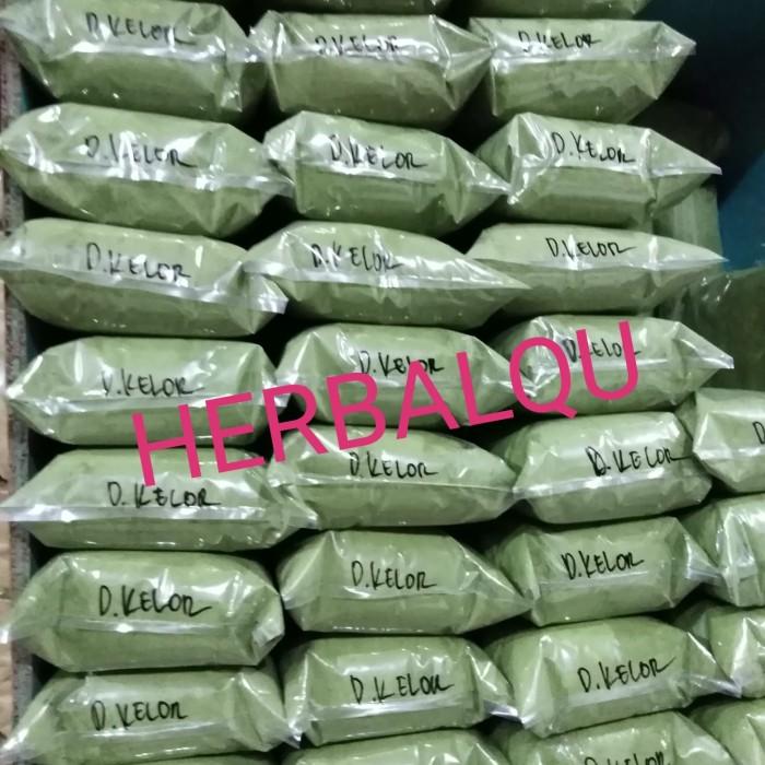 Foto Produk Daun Kelor Bubuk asli 500gram dari hallokawanqu