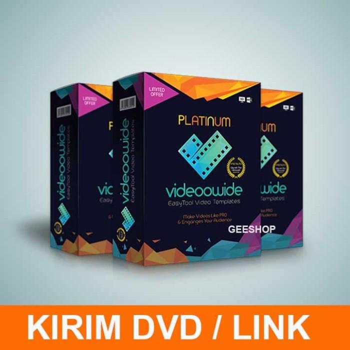 Jual Videowide Easy Tool Video Template Vol 1 Bikin Video Keren Dari Ppt Kota Batam Geeshop Official Tokopedia