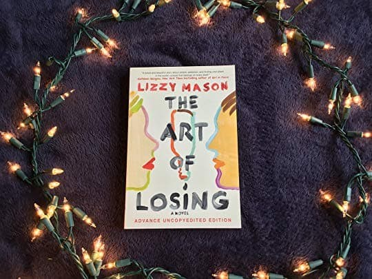 Jual The Art Of Losing Lizzy Mason English Ver Kota Medan Books Today Tokopedia