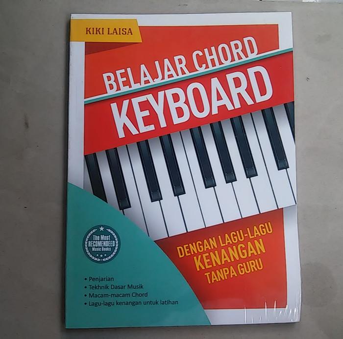 Jual Buku Belajar Chord Keyboard Dengan Lagu Kenangan Tanpa Guru Kota Yogyakarta Cendolebook Tokopedia