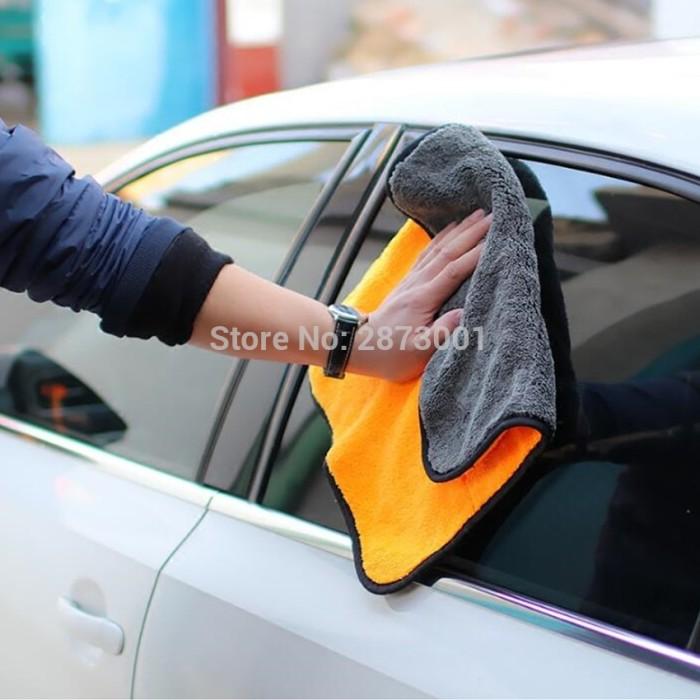 Car Detail Shops Near Me >> Jual Microfiber Car Wash Towel Car Cleaning Cloth For Toyota Yaris Prius Kota Surabaya Rainbow Mart Tokopedia
