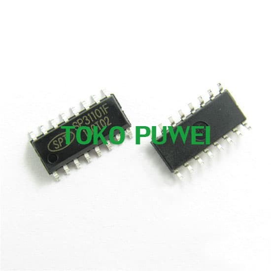 Foto Produk SP31101F SP31101 SP 31101F SP 31101 TA31101 UTC31101 SOP16 BT02 dari toko puwei
