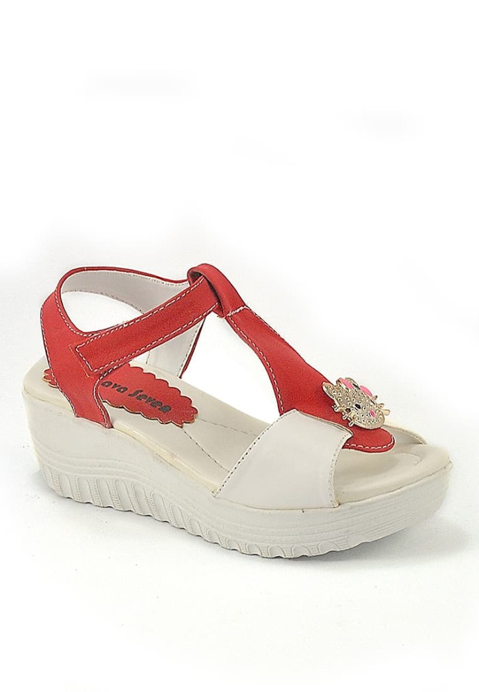 harga Java seven sandal anak perempuan [bab 247] - putih kom - 28 merah muda Tokopedia.com