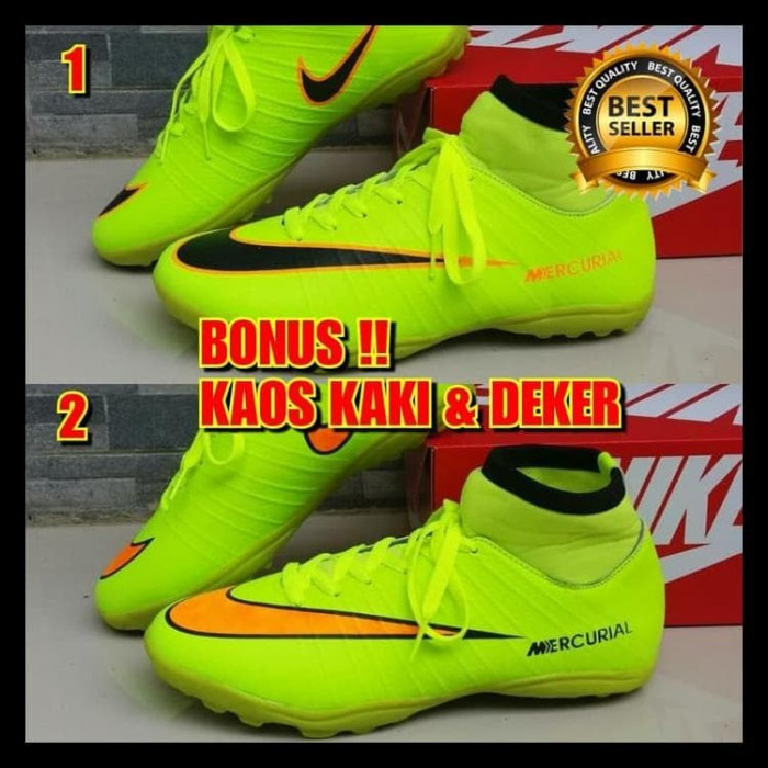 Jual Promo Sepatu Futsal Nike Hypervenom High Made In Vietnam