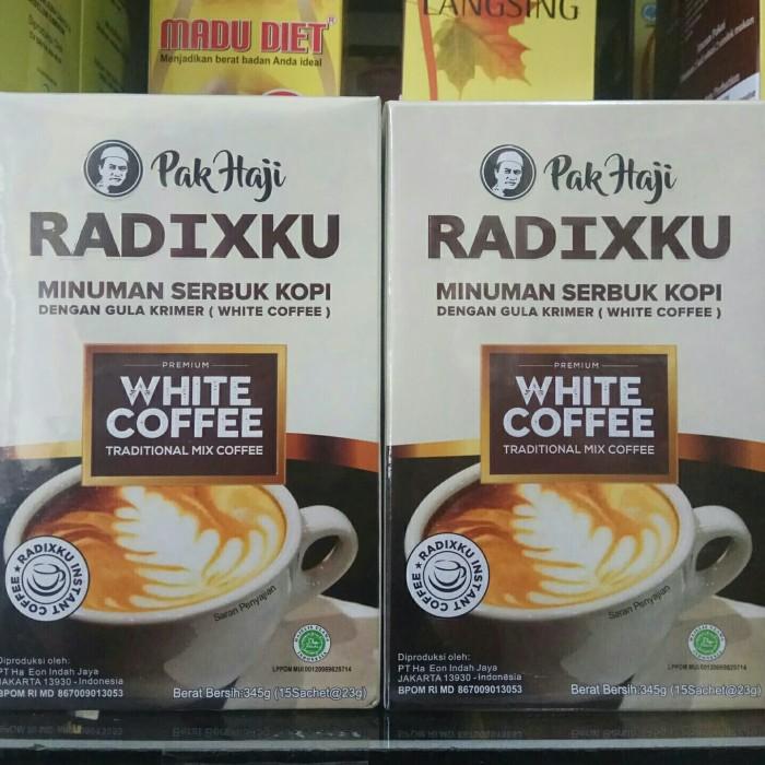 Foto Produk PAK HAJI Kopi RADIXKU White Coffee dari harga grosir 01
