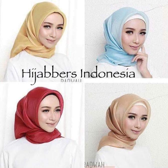Foto Produk Promo Hijab Jilbab Organza Premium Silk - Jilbab Organza Premium dari dewipujiati365 ACC