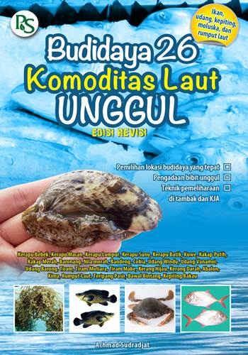 harga Buku budi daya 26 komoditas laut unggul Tokopedia.com