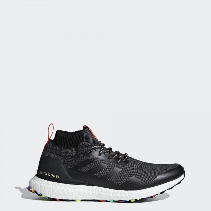 181e27d8266d0 Jual Adidas ORIGINAL Ultraboost Mid Sepatu Lari MEN G26841 - UNIGOO ...