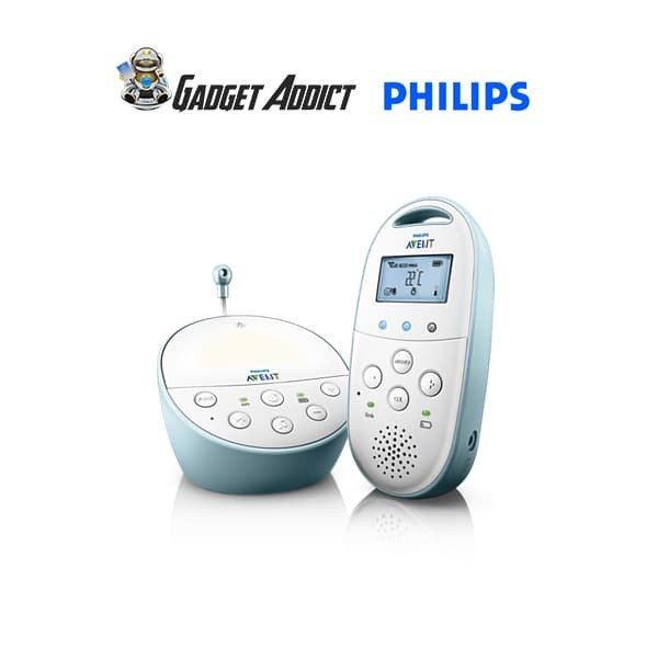 harga Philips avent dect baby monitor Tokopedia.com